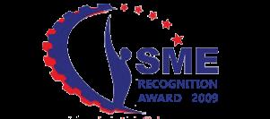SME Service Excellence Award 2009
